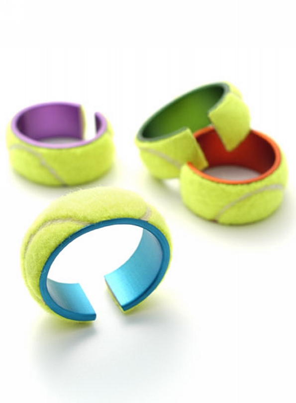 Tennis Balls Recycled
