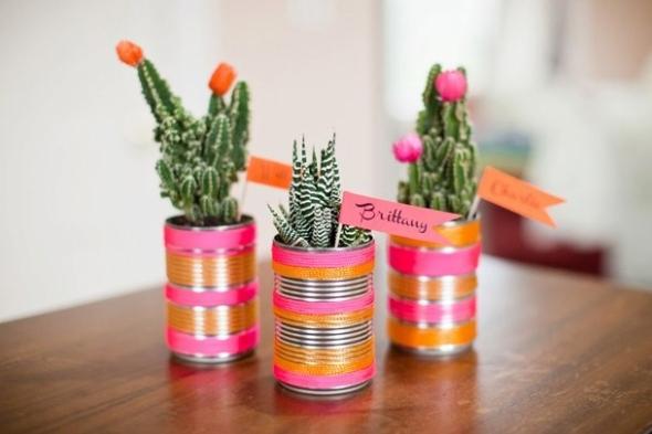 Tin can craft ideas