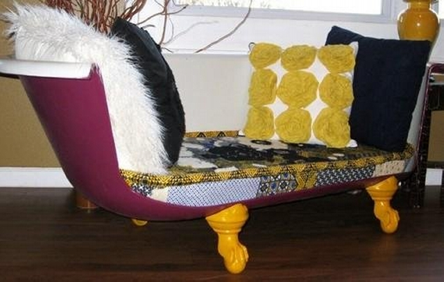 Upcycled furniture ideas upcycle art for Sofa upcycling