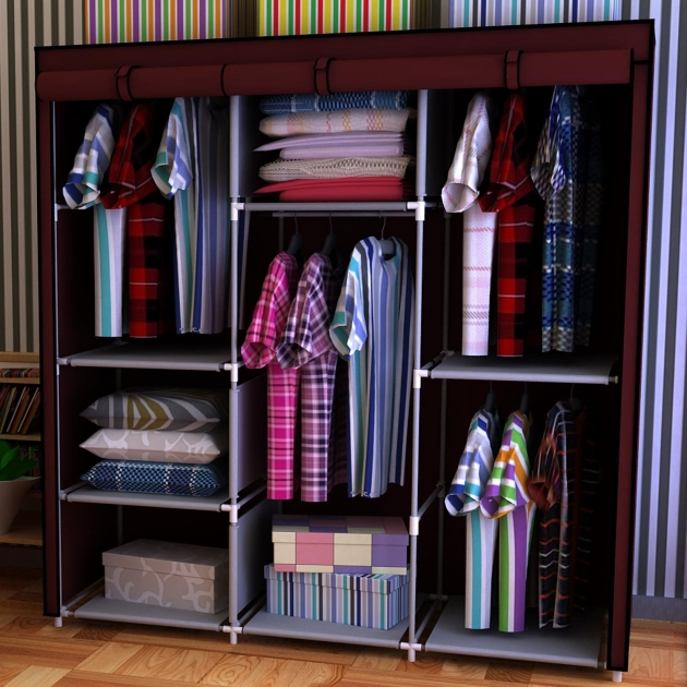 Upcycled Pipe Wardrobe Projects
