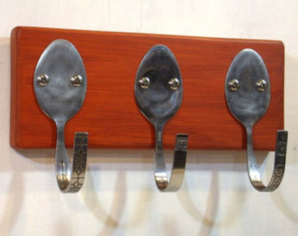 Upcycled Spoons Ideas Upcycle Art