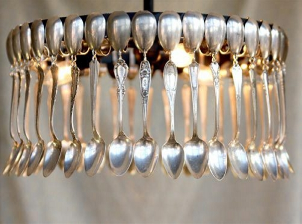 Upcycled Spoons Projects