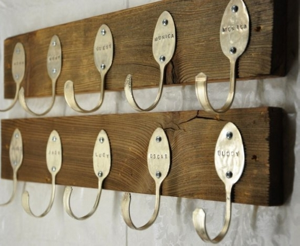Upcycled Spoons