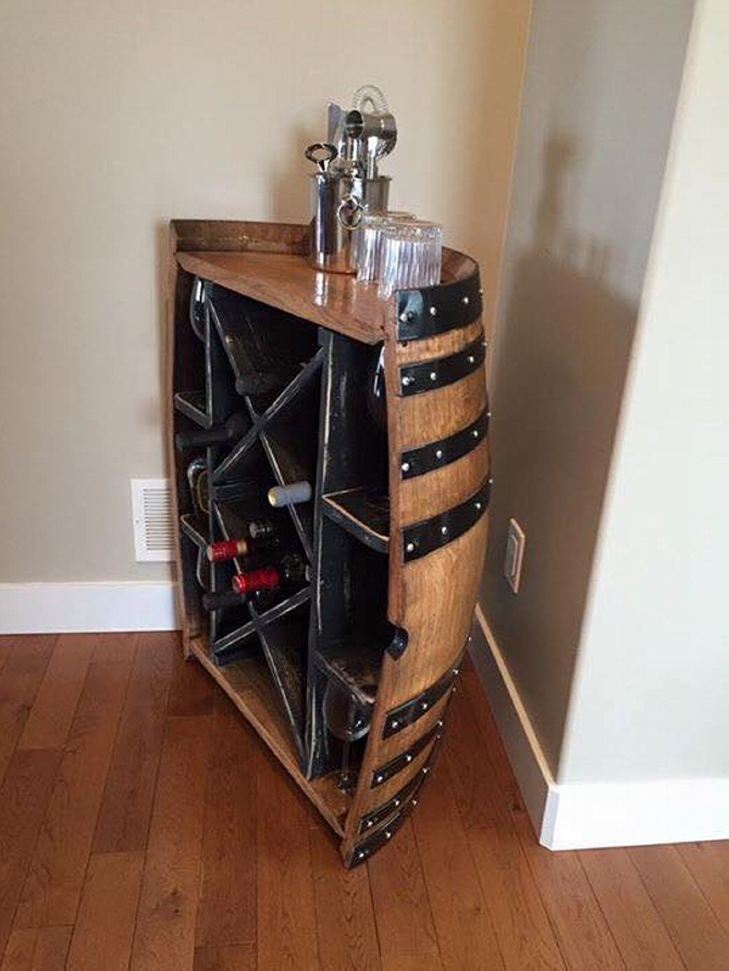 pallet cable reel bar