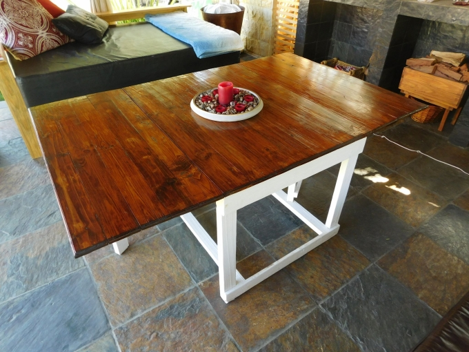 pallet folding table 2