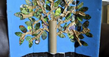 recycled tree arts