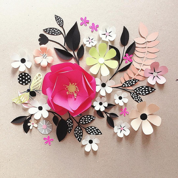 Flowers Made With Upcycled Materials Upcycle Art
