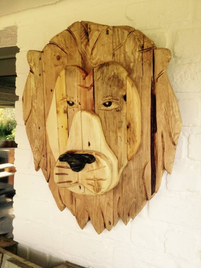 Cheap Used Tires Near Me >> Recycled Pallet Wood Art | Upcycle Art
