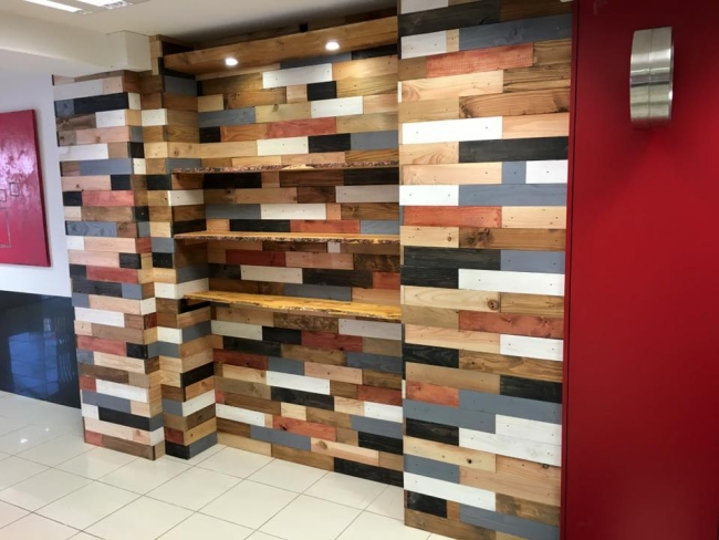 Decor with Pallets