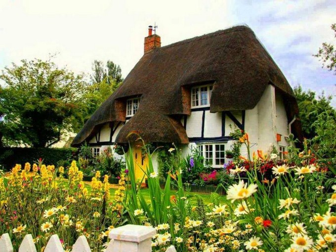 Fairytale Cottage Ideas