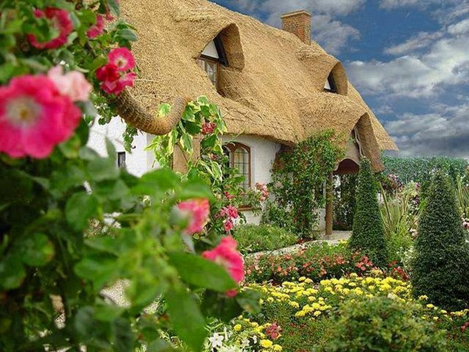 Fairytale Cottage Projects