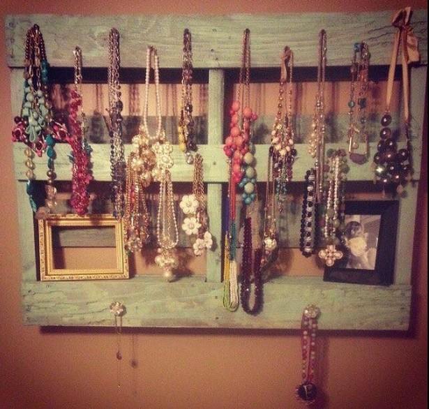 Jewelry Organizing Plans