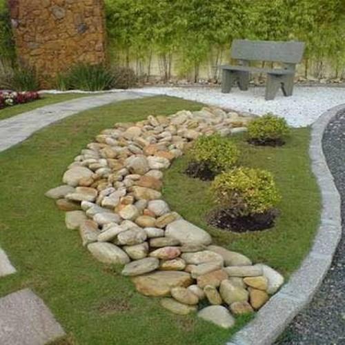 Stones Decoration Designs