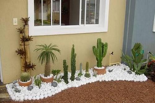 Stones Garden Decor