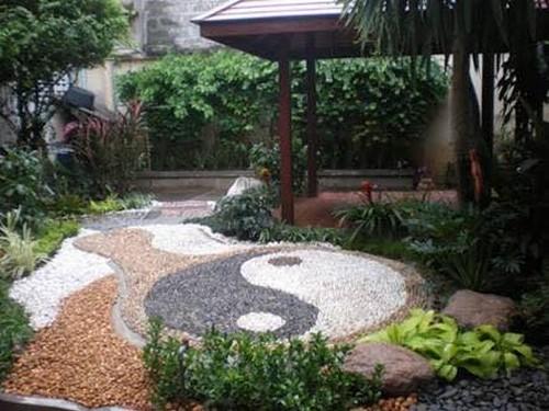 Stones Garden Decoration Ideas