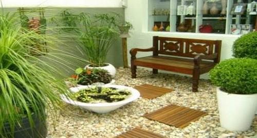 Stones Garden Decoration