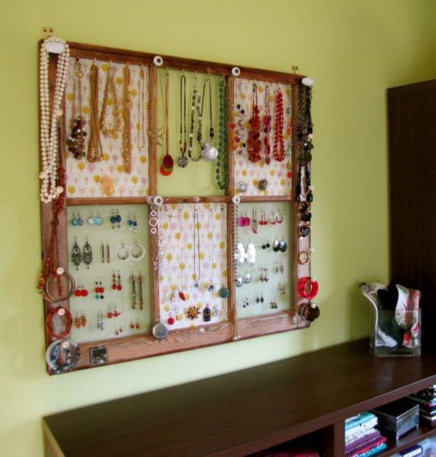 Wall Jewelry Organizers