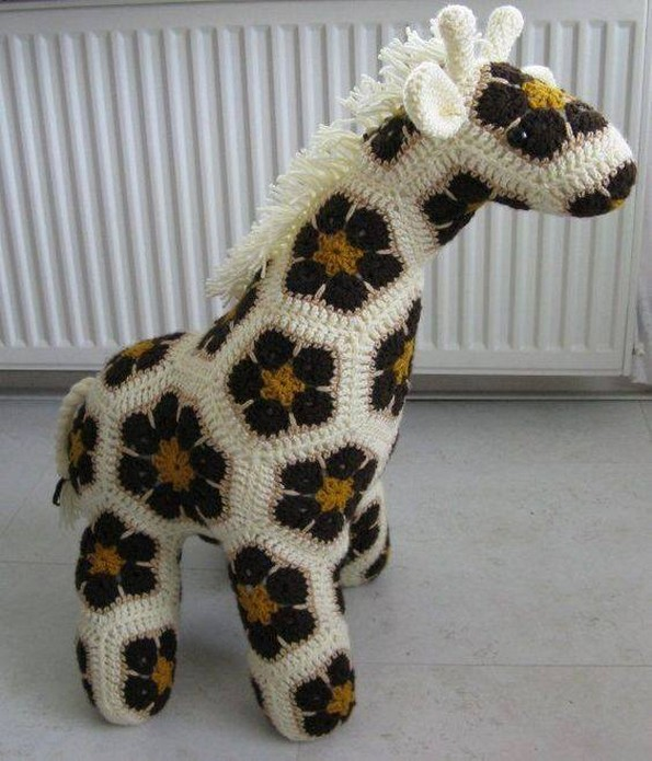 crochet art idea