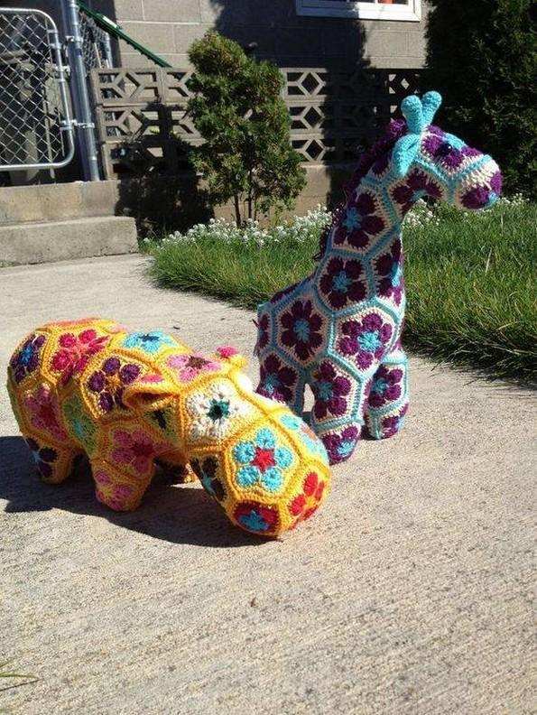 crochet plans