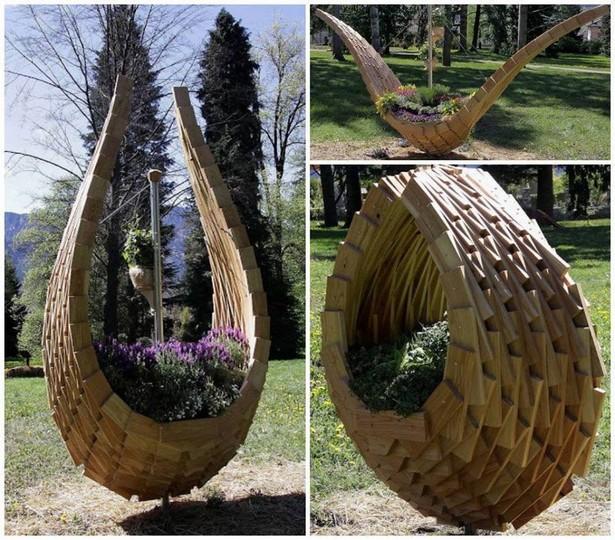 pallet art work
