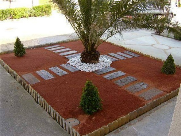 garden decor idea