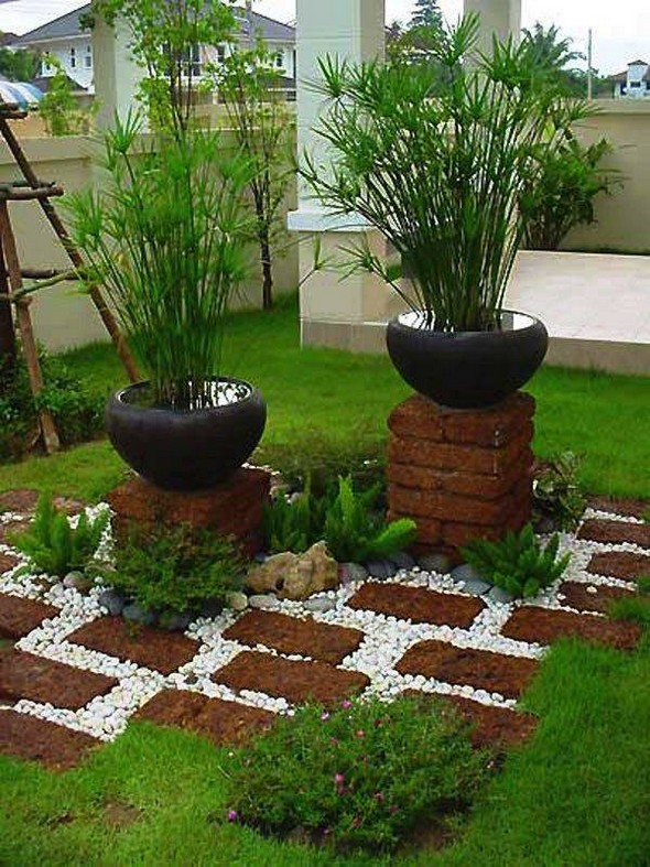 garden decoration idea