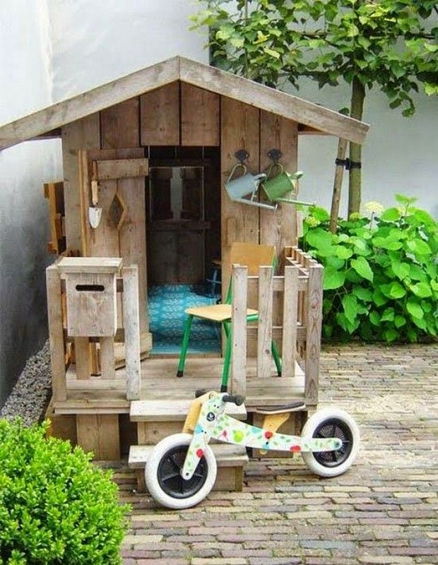 pallet creations for kids