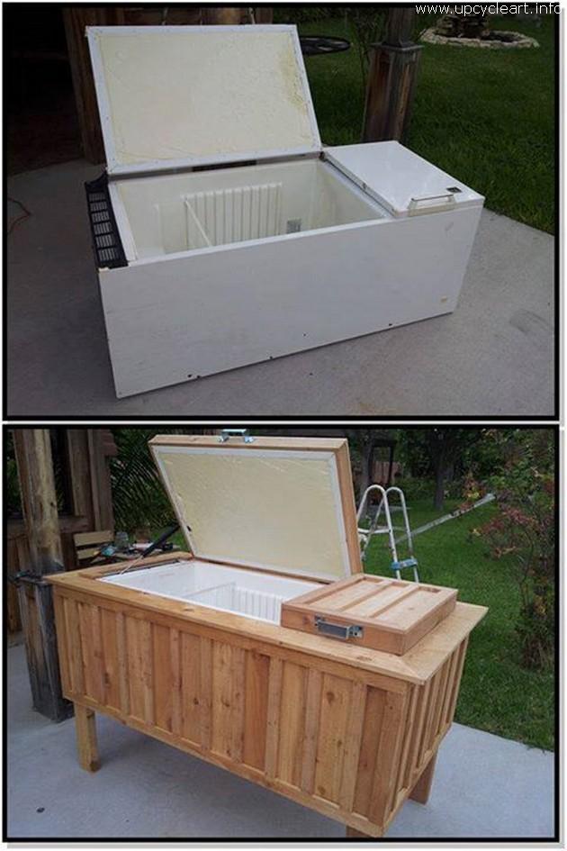 pallet freezer