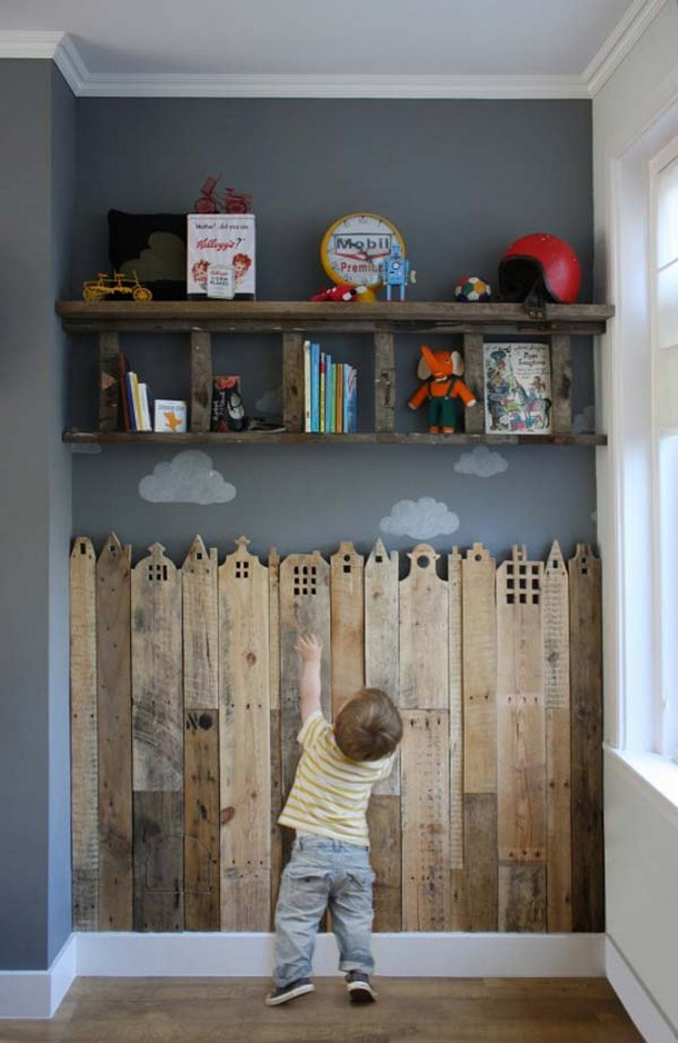 pallet idea for kids