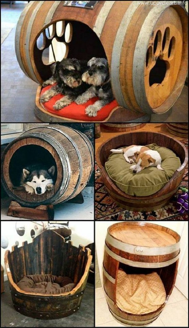 recycled pallet drums