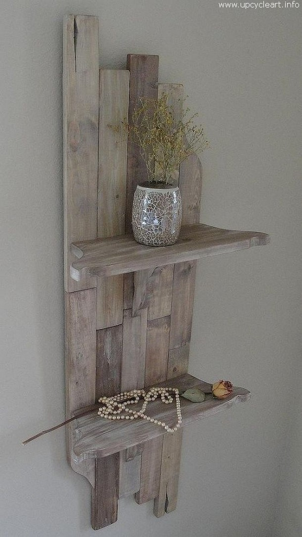 vinate pallet shelf
