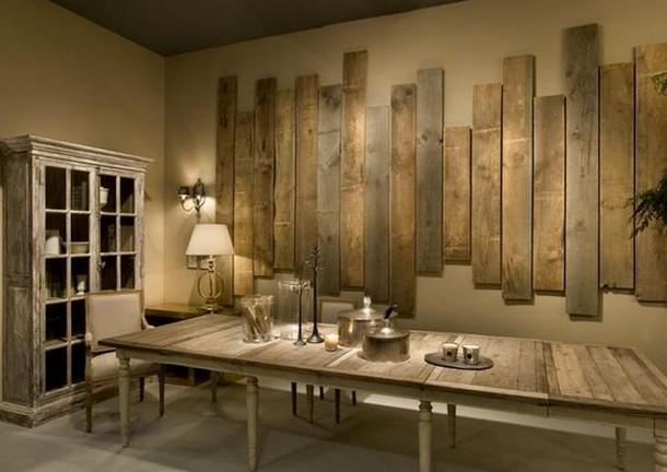 wood pallet wall art