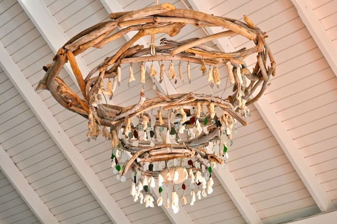 Driftwood Chandelier Plan