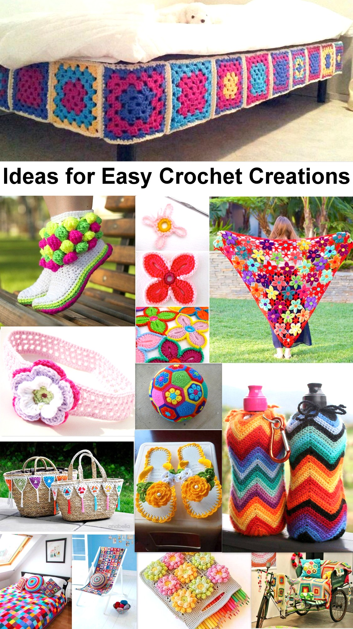 Ideas for Easy Crochet Creations