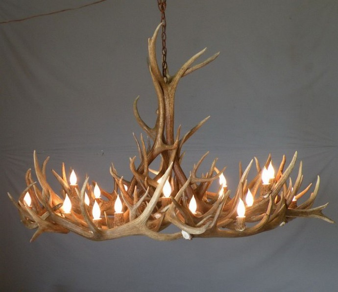 Rustic Unique Chandelier