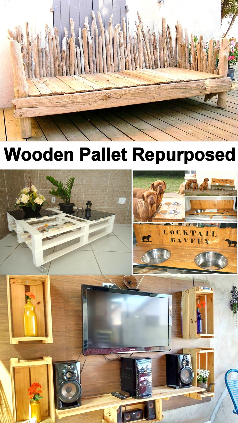 Wooden Pallet Repurposed