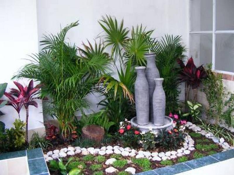 decor your patio garden