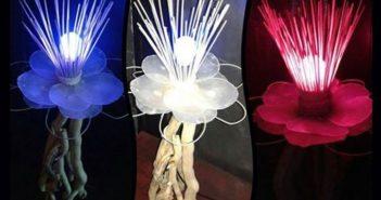 diy driftwood lamp idea