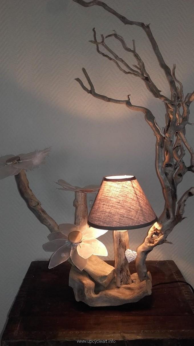 drift wood lamp 2