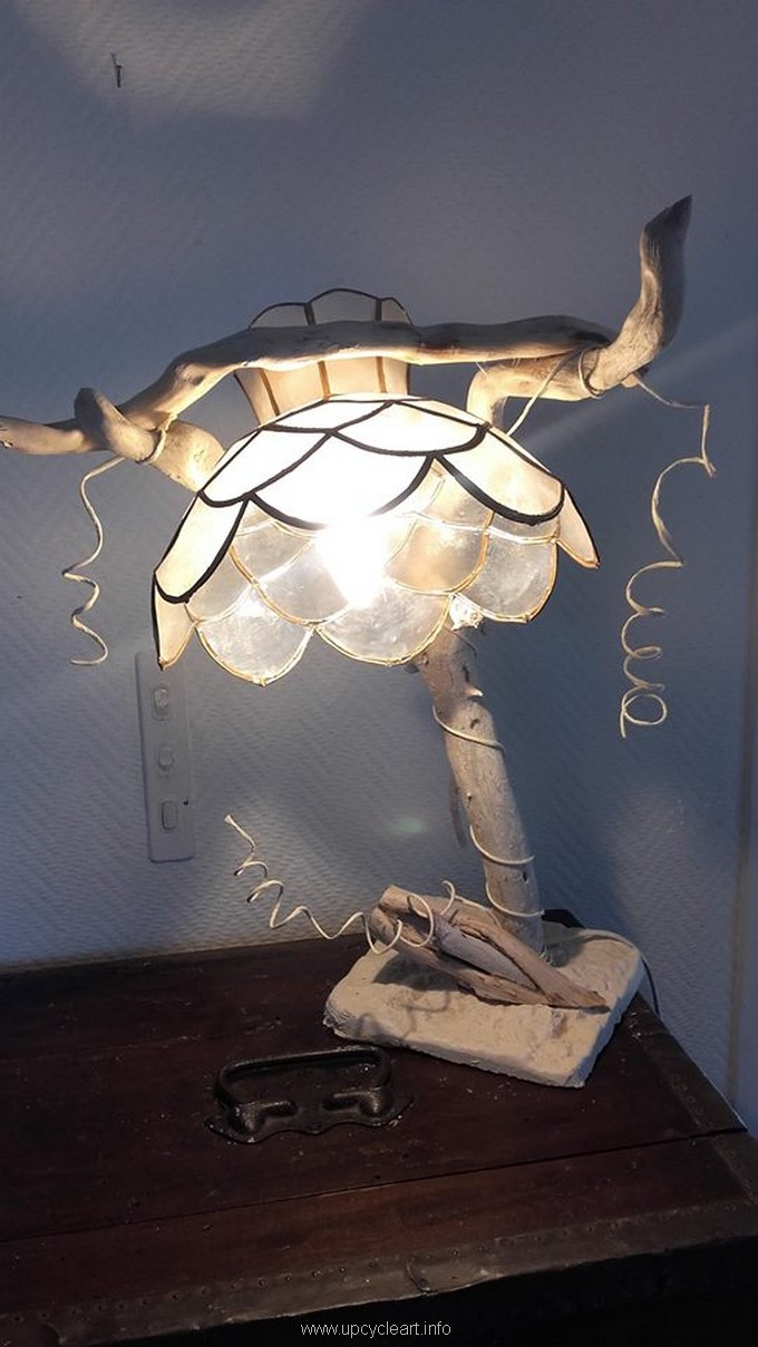 driftwood lamp idea 2