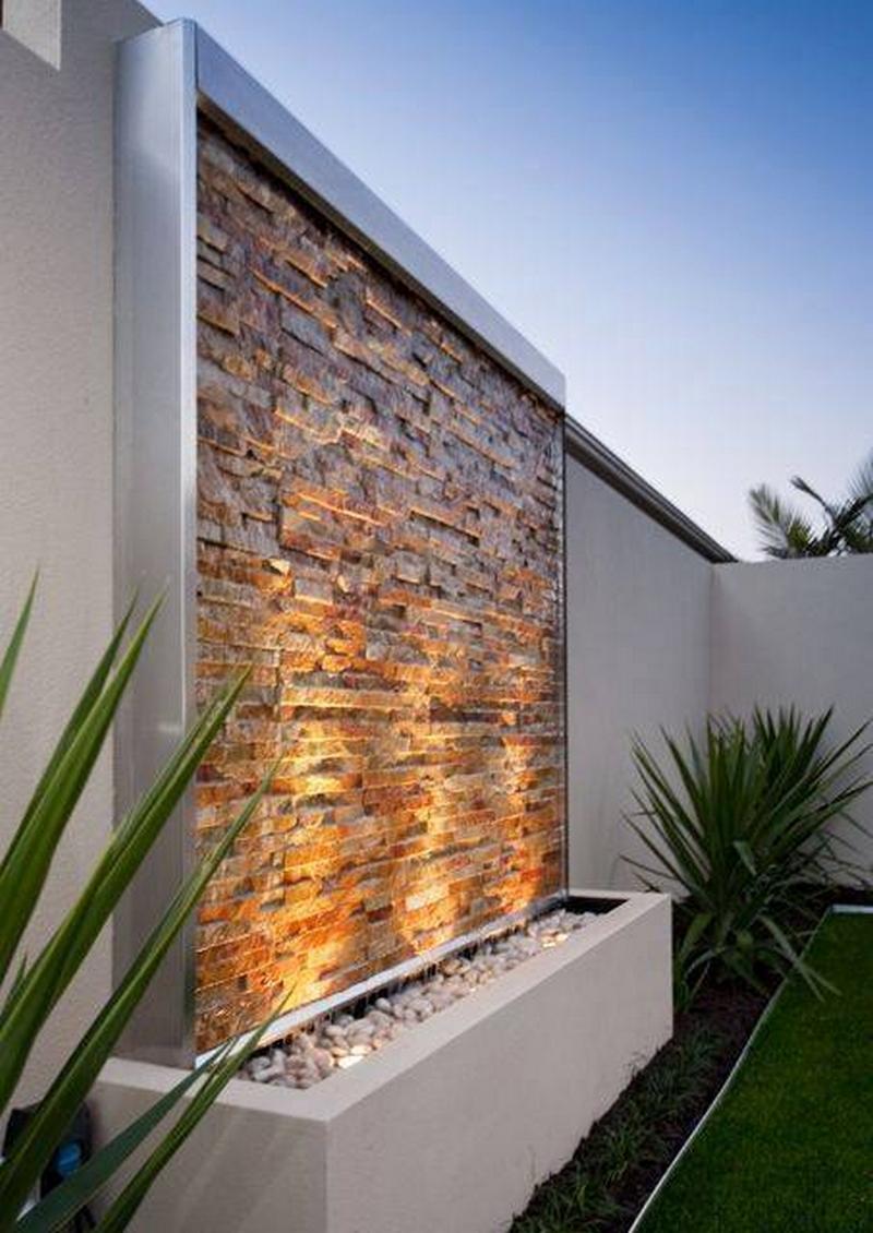 garden lighting idea