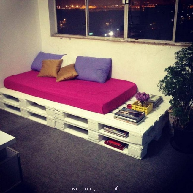 palet daybed
