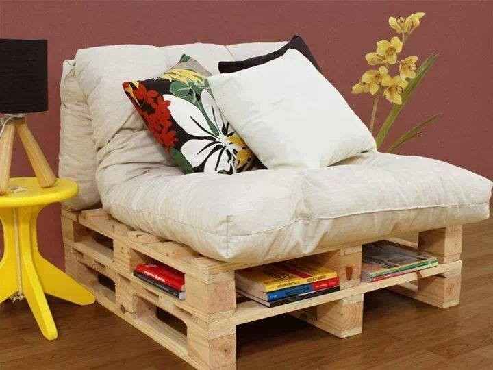 pallet study couch