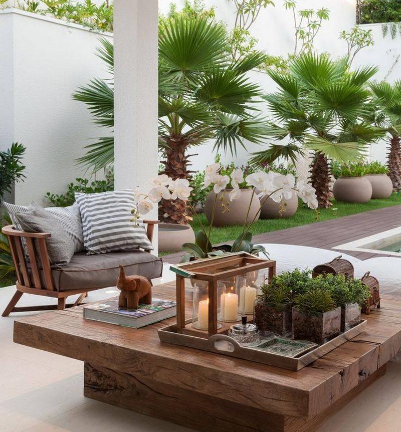 patio garden decor plans