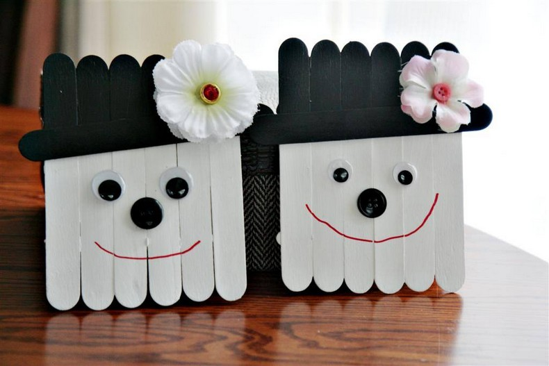popsicle sticks craft ideas