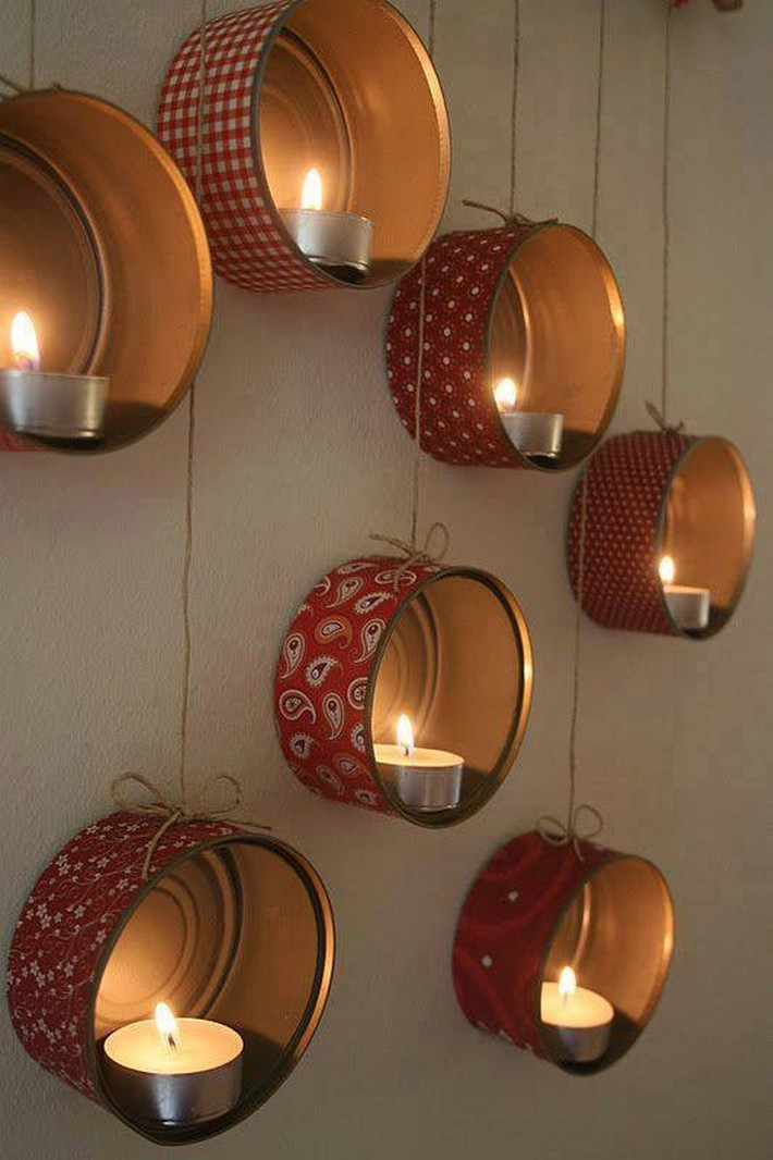 recycled decor crafts