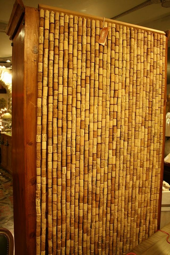 wine corks reused