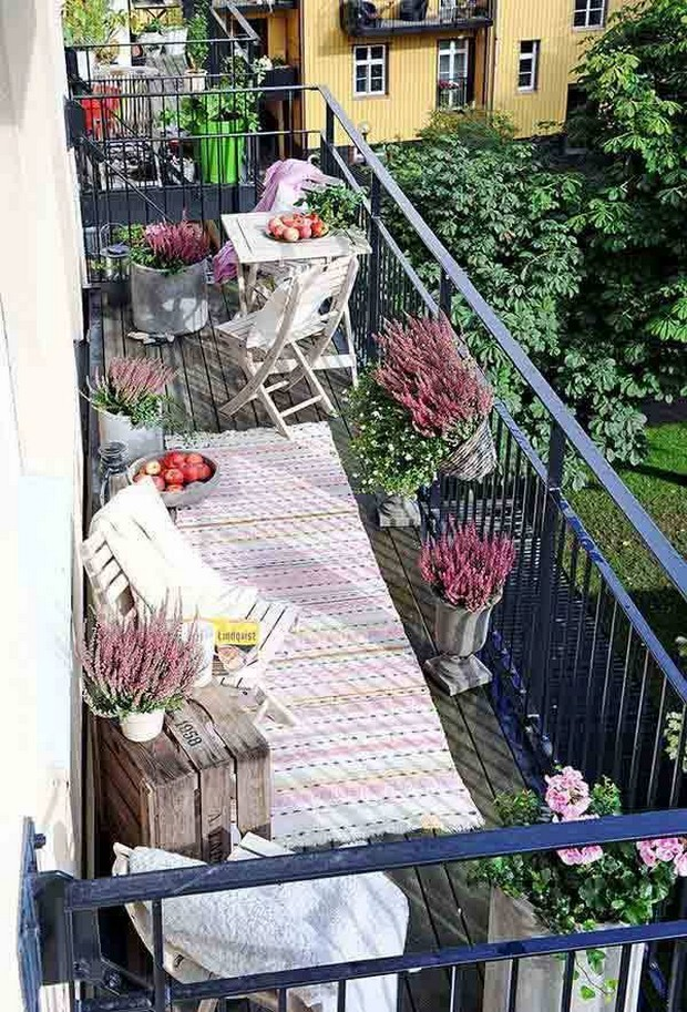 Ideas For Narrow And Long Patio Spaces Upcycle Art