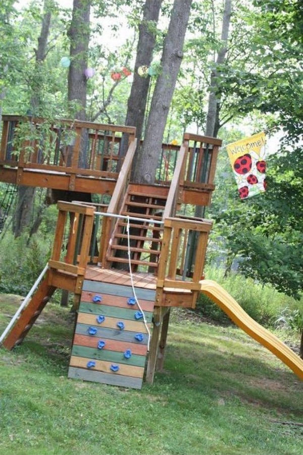 pallet playhouse plan