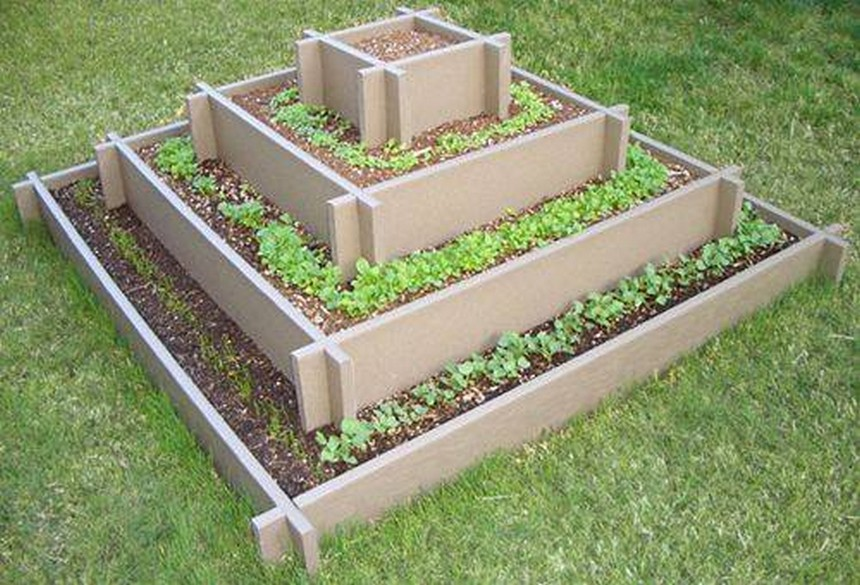 30 Ideas for Raised Garden Beds – Raised Gardens Plans